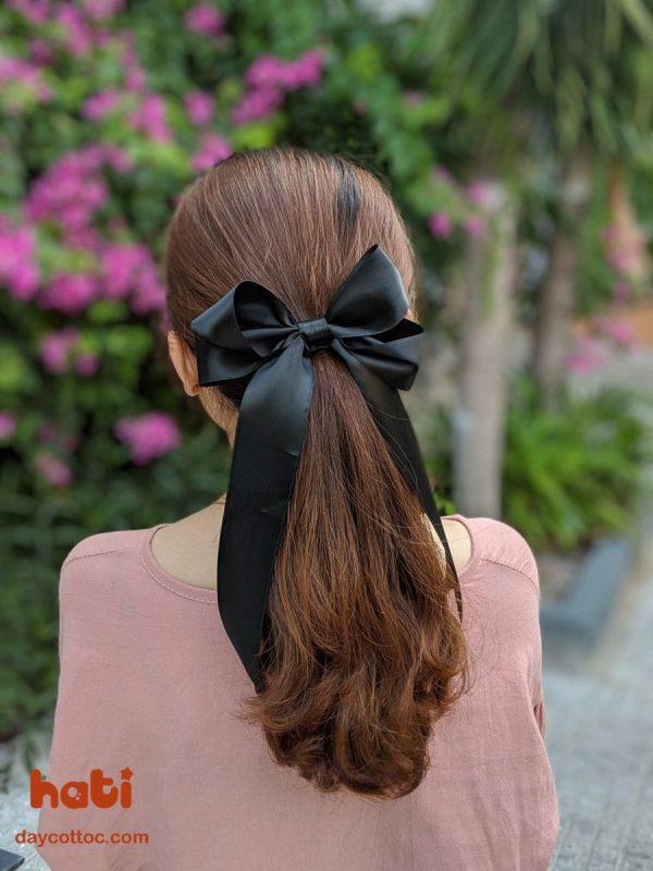Dây cột tóc đơn giản G4