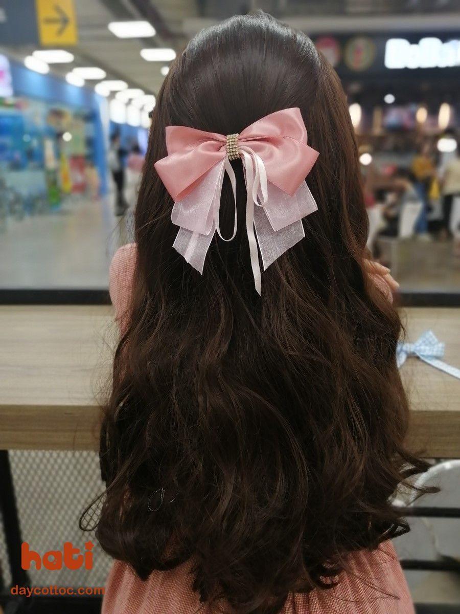 kẹp tóc bản to
